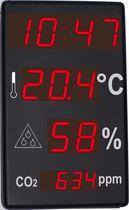 Digitale Displays / 7 Segmente / zur Temperaturmessung / zur Feuchtigkeitsmessung