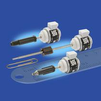 Linearantrieb / elektrisch / Schrittschaltung / Miniatur