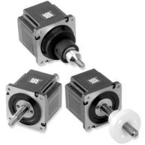 Linearantrieb / elektrisch / Schrittschaltung / kompakt