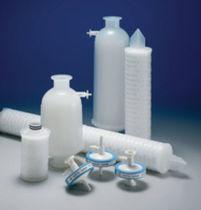 Filterpatrone für Flüssigkeiten / Sterilisation / aus Polypropylen