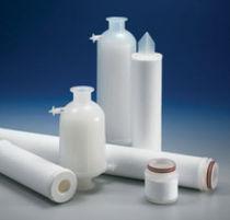 Filterpatrone für Flüssigkeiten / Tiefen / aus Polypropylen