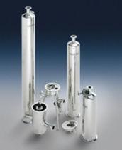 Gehäuse -Filter / Einfachpatrone / aus Edelstahl