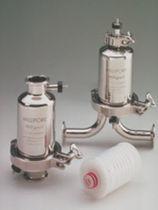 Gehäuse -Filter / aus Edelstahl / sanitär