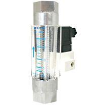 Schwebekörper-Durchflussmesser / für Öl / für Flüssigkeiten / Kunststoffrohr