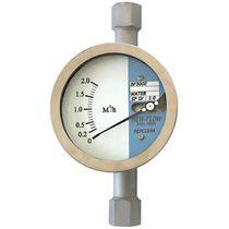Schwebekörper-Durchflussmesser / für Flüssigkeiten / für Gas / für Dampf