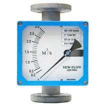 Schwebekörper-Durchflussmesser / für Dampf / für Gas / für Flüssigkeiten