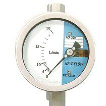 Schwebekörper-Durchflussmesser / für Flüssigkeiten / für Dampf / für Gas
