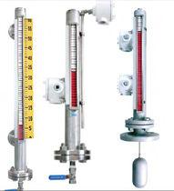 Niveauanzeiger für Flüssigkeiten / Bypass / mit direkter Anzeige / für Tanks