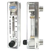 Schwebekörper-Durchflussmesser / für Luft / für Flüssigkeiten / Glasrohr