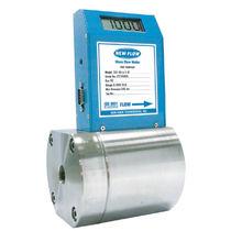Thermischer Durchflussmesser / Massen / für Gas / digital