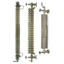 Niveauanzeiger für Flüssigkeiten / Magnet / mit direkter Anzeige