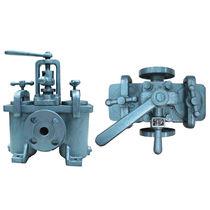 Luftfilter / Doppel-Siebkorb / Duplex