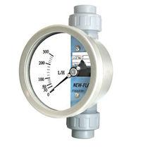 Schwebekörper-Durchflussmesser / für Flüssigkeiten / für Luft / für Gas