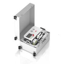 Lasermarkieranlage / integrierbar / kompakt / hohe Drehzahl