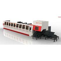 Edelstahl-Schneidemaschine / Faserlaser / Rohr / CNC