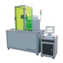 Lasermarkieranlage / für Leder