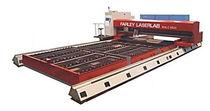 Edelstahl-Schneidmaschine / CO2-Laser / CNC / Großformat