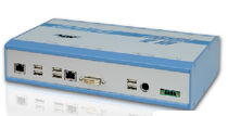 Embedded-PC / Intel® Atom / Ethernet / industriell