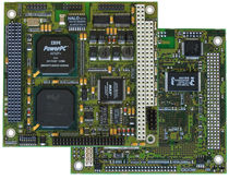 CPU-Modul / PC 104 / PowerPC®