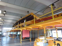 Klebemittel-Beschichtungsmaschine