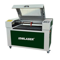 Metallschneidmaschine / CO2-Laser / CNC / Gravier