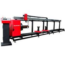 Metallschneidmaschine / Rohr / CNC / tragbar
