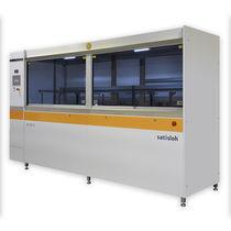 Ultraschall-Reinigungsanlage / automatisch / für die chemische Industrie / für medizinische Anwendungen