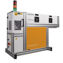 Lasergraviermaschine / CO2-Laser / für Korrekturglas / automatisiert