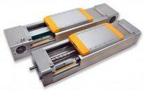 Linearantrieb / elektrisch / Zahnriemen / Servomotoren