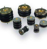 Pneumatischer Zylinder / einfach / weich / rund
