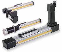 Linearantrieb / elektrisch / mit Kugelumlaufspindel / mit Grenztaster Kontakt