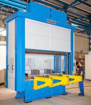 Motorisierte Presse / Tiefzieh / CNC / 4-Säulen