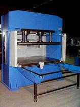 Hydraulische Presse / Vulkanisier / doppeltwirkend / für Faserverbundbauteile