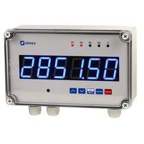 Kontaktloser Tachometer / Schalttafelmontage / mit LED-Display