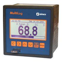 Temperatur-Datenlogger / USB / mit Display / Mehrkanal