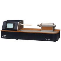 Horizontaler Dilatometer / optisch / für präzise Messungen bei Dimensionsänderungen