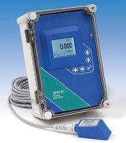 Ultraschall-Durchflussmesser / Doppler-Ultraschall / für Flüssigkeiten / mit Anzeige