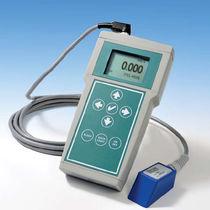 Ultraschall-Durchflussmesser / Doppler-Ultraschall / Abwasser / tragbar