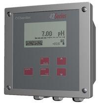 Analysator für Flüssigkeiten / pH / Konduktivität / Redox