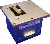 XY-Tisch / elektrisch / 2 Achsen / Präzision