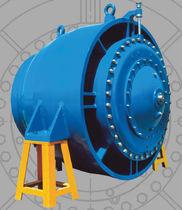 Elektrisch gesteuertes Ventil / Durchfluss-Regel / für Wasser