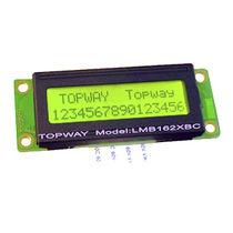 LCD-Displaymodule / Alphanumerische / zweizeilig / mit LED-Rückbeleuchtung