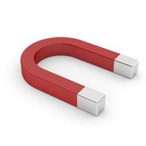 Magnet / AlNiCo gegossen / Hufeisen / für elektrisches Handwerkzeug