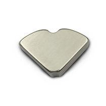 NdFeB-Dauermagnet / Bogen / mit Nickel-Kupfer-Nickel-Beschichtung / für medizinische Anwendungen