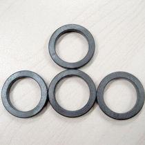 Dauermagnet / Ferrit gesintert / Ring / isotrope / für Motoren