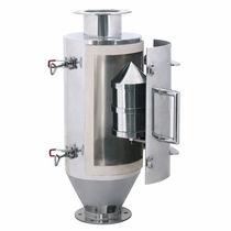 Magnetabscheider / Pulver / für die Recyclingindustrie / für die Lebensmittelindustrie