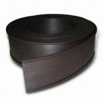 Magnet / Ferrit gummigebunden / anisotrop / für Motoren