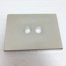 NdFeB-Dauermagnet / rechteckig / mit Nickel-Kupfer-Nickel-Beschichtung