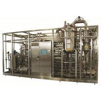 Pasteurisierer und Sterilisator / für extrem hohe Temperaturen / für Milch