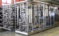 Pasteurisierer für Milchprodukte / für Milch